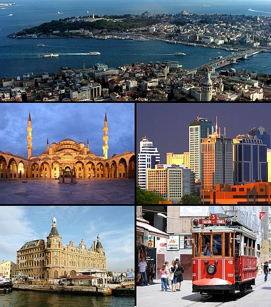 The sights which could await you in Istanbul