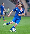 Ivan Strinic - Croatia vs. Portugal, 10th June 2013 (cropped).jpg