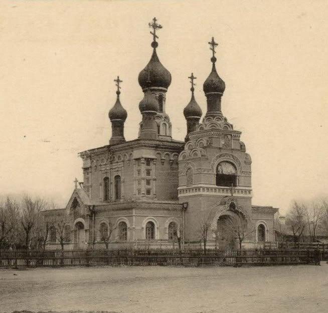 Iveron church in Harbin1