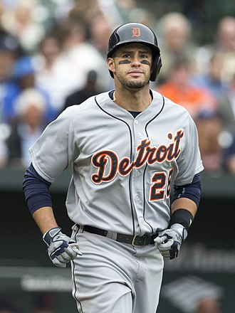 J. D. Martinez - J.D. Martinez during the 2014 season.