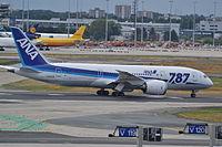 JA820A - B788 - All Nippon Airways