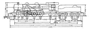 JNR Class C52 - Image: JGR C52049