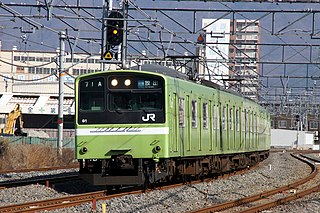 Osaka Higashi Line Railway line in Osaka prefecture, Japan