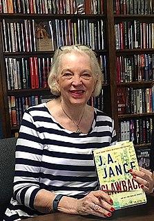 J. A. Jance American writer