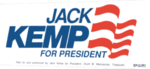 Jack Kemp presidential campaign, 1988.png
