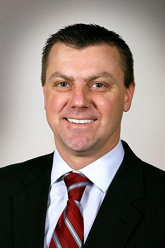 Jack Whitver - Image: Jack Whitver official portrait