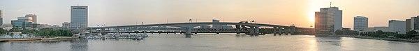 Jacksonville Acosta Bridge Panorama.jpg