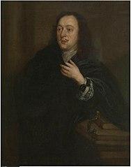 Portrait of Jan van de Vijvere, Dean of the Surgeons' Guild in Bruges