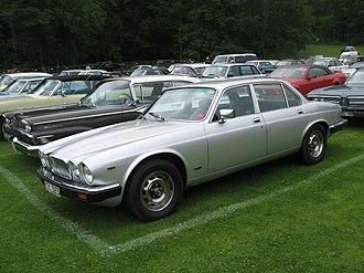 Jaguar XJ - Jaguar XJ6 Series III