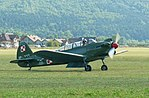 Jak-18 , latający eksponat Muzeum Lotnictwa Polskiego w Krakowie.jpg