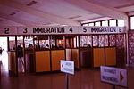 Jamaica airport immigration, 1971.jpg