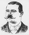 James A. Low, Advertiser sketch, 1895.jpg