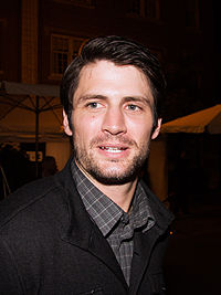 James Lafferty James Lafferty (14616463922).jpg