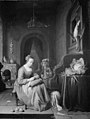 Jan Adriaensz van Staveren - Domestic Scene - KMSsp647 - Statens Museum for Kunst.jpg