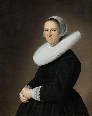 Jan Verspronck - Portret van Adriana Croes, 1644.jpg