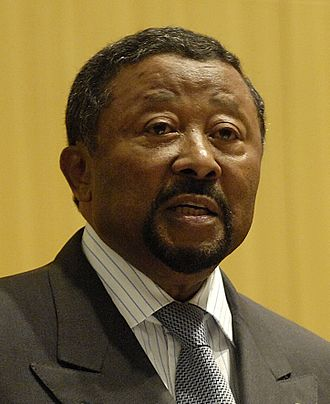 Chairperson of the African Union Commission - Image: Jean Ping 080202 F 1644L 081 0YWDF