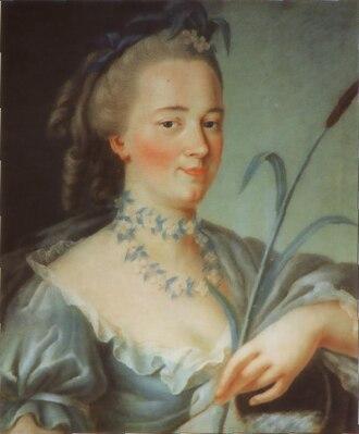 Praskovya Bruce - Countess Praskovya Bruce