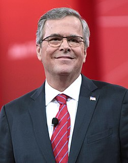 Jeb Bush American politician, former Governor of Florida
