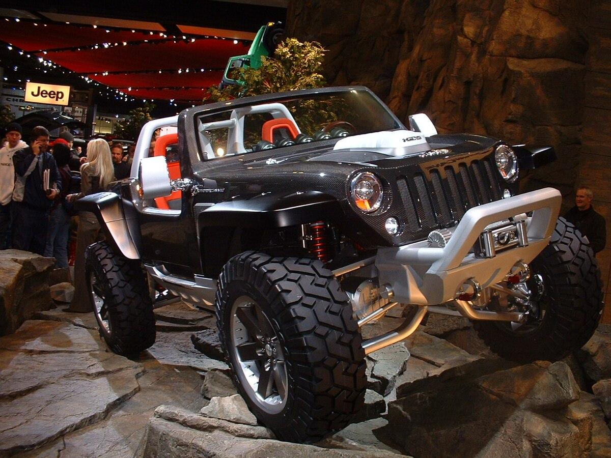 Jeep Hurricane