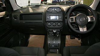 Jeep Patriot - Interior