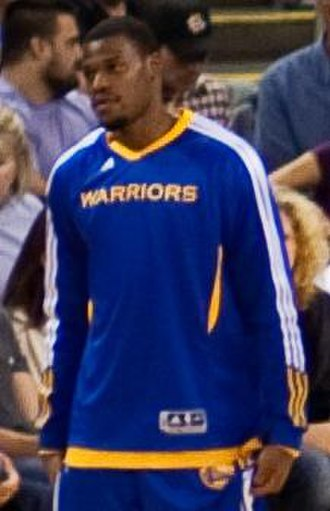 Jeff Adrien - Adrien with the Warriors