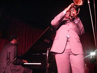 Jeremy Pelt American jazz trumpeter (born 1976)
