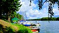 Jezioro Lipkusz - przystań żeglarska - panoramio.jpg