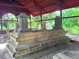 Alauddin al-Kahar - Grave of Sultan al-Kahar in Komplek Kandang XII, Banda Aceh