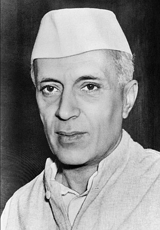 1957 Indian general election - Image: Jnehru