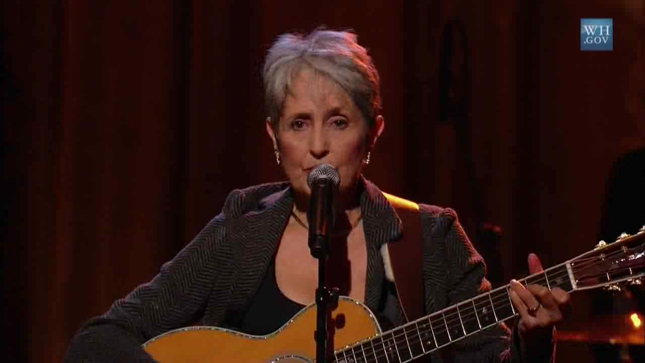 File Joan Baez Performs We Shall Overcome Feb 09 2010 Ogv