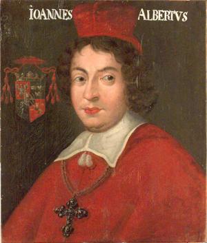John Albert Vasa - Image: Joannes Albertus Vasa