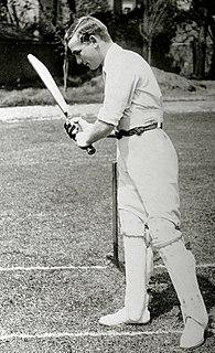 Joe Hardstaff Sr English cricketer