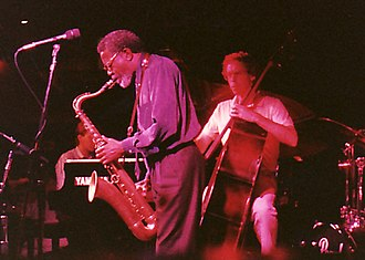 Neil Swainson - Neil Swainson (right) plays bass with Joe Henderson