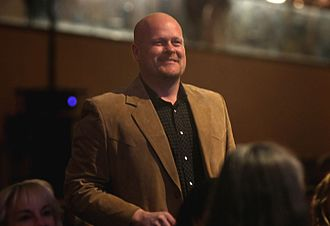 Joe the Plumber - Joe Wurzelbacher at the 2012 CPAC in Washington, D.C.