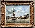 Johan barthold jongkind, entrata del porto di honfleur, 1863-64.jpg