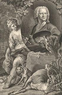 image of Johann Elias Ridinger from wikipedia