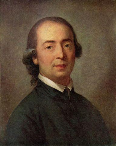 Антон Граф. Портрет И.Г.Гердера, 1785
