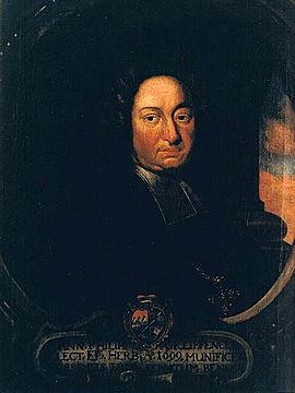 Johann Philipp II., Würzburg, Bischof