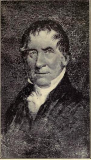 John Albro - John Albro (1764-1839)
