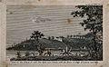 John Coakley Lettsom's birthplace in the Virgin Islands. Eng Wellcome V0018805.jpg