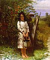 John George Brown - Blackberry girl.jpg