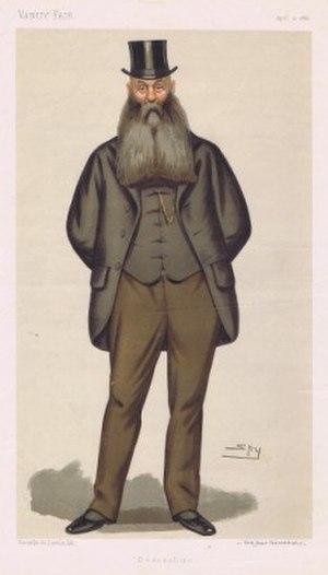 Sir John Kennaway, 3rd Baronet - Image: John Kennaway Vanity Fair 1886 04 10