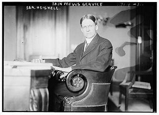 John N. Heiskell American politician