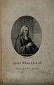 John Wesley. Line engraving by J. Tookey, 1791, after himsel Wellcome V0006247ER.jpg