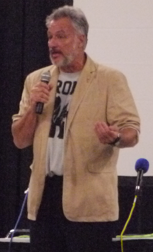 "Q-Less - ""Q-Less"" was the only Deep Space Nine episode to feature John de Lancie (pictured) as Q"