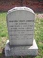 Johnson J. Hooper Grave marker.jpg
