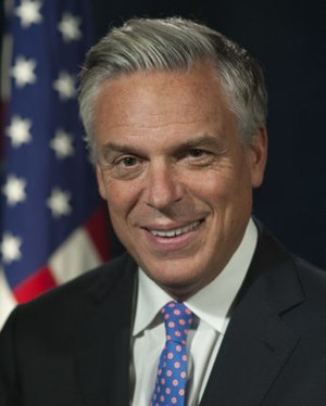 United States Ambassador to Russia - Image: Jon Huntsman Jr. official photo