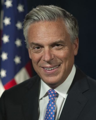 Jon Huntsman Jr. - Image: Jon Huntsman Jr. official photo
