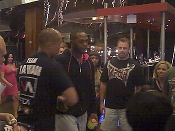 Jon Jones - UFC 100 Fan Expo - Mandalay Bay Casino%2C Las Vegas