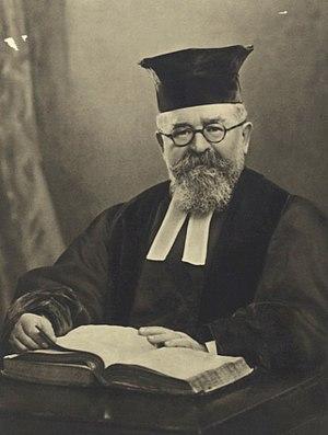 Joseph Hertz - Old Joseph Hertz